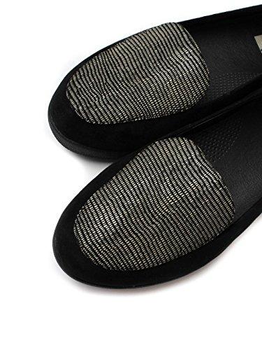 Lucertola Di FitFlop™ Sneakerloafer Scarpe Nere Black