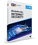 Bitdefender Internet Security 2019 PC Edition ? 3 PC | 1 Jahr / 365 Tage (Windows) - Aktivierungscode & Installationsanl