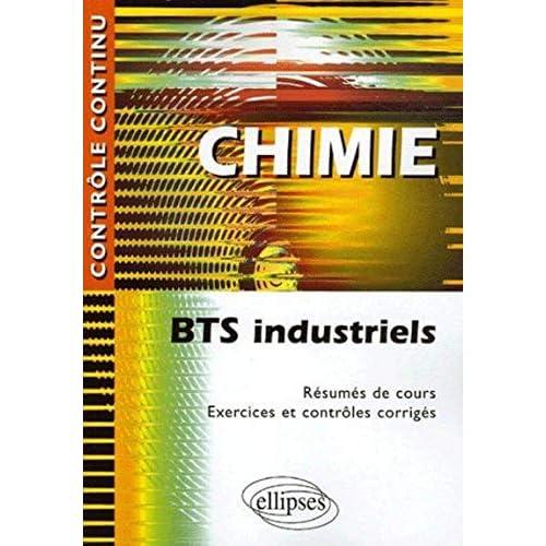 Chimie : BTS Industriels
