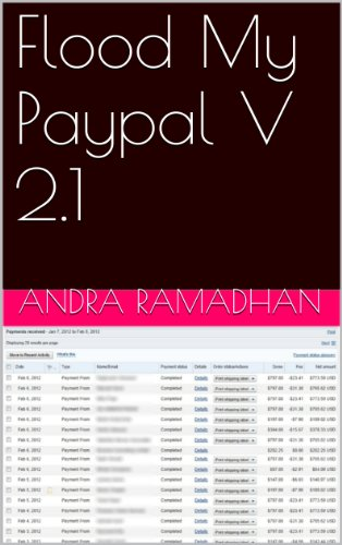 Flood My Paypal V 2.1 (English Edition)