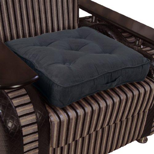 Homescapes extrahohes Sitzkissen orthopädisch Sitzerhöhung Aufstehhilfe ca. 50 x 50 x 10