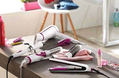 Philips Essential Care - Plancha para el cabello