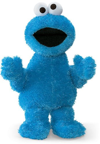 Gund Sesame Street Cookie Monster Große Weiche Spielzeug (Baby Monster Sesame Street)