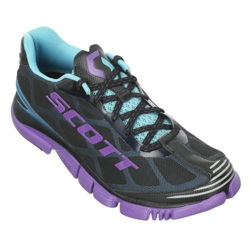 Scott Scarpe Shoe w S Eride Flow 11 Black/Purple