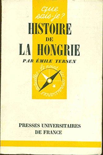 Histoire de la hongrie.