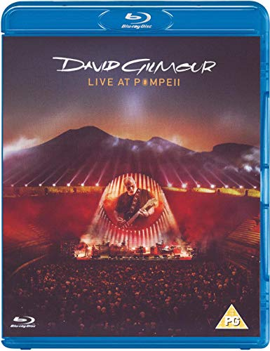 Live At Pompeii [Blu-ray] [Import italien]