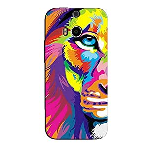 LION IS THE KING BACK COVER FOR HTC ONE M8