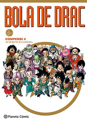 Bola de Drac Compendi nº 04/04 (Manga Artbooks) por Akira Toriyama