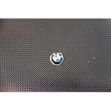 2emblemas para llavero de BMW, 11mm, aluminio, para adherir