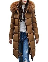 Suchergebnis auf f r langer wintermantel damen bekleidung - Schwarzer wintermantel damen ...