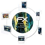 atFoliX Anti-choc Film Protecteur pour Eleaf Pico Squeeze 2 Film Protecteur - 2 x FX-Shock-Clear absorbant les chocs ultra clair Film Protection d'écran
