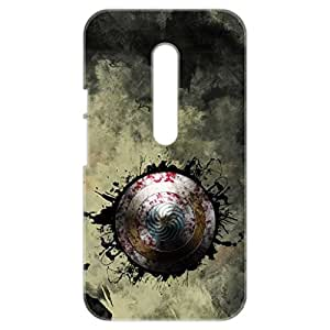 a AND b Designer Printed Mobile Back Cover / Back Case For Motorola Moto X Play (Moto_XP_3D_130)