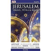 Vis-à-Vis Jerusalem, Israel, Petra & Sinai