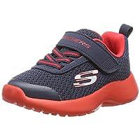 Skechers Erkek Bebek Dynamight Ultra Torque İlk Adım Ayakkabısı 97770N,Lacivert,26