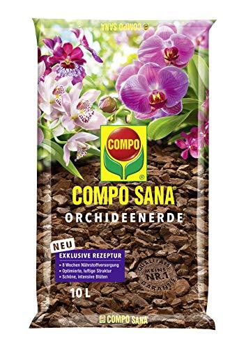 COMPO SANA Orchideenerde 8