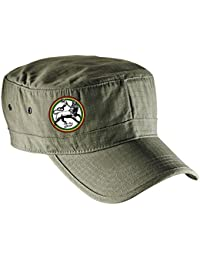 Casquette Style Militaire / Give Us Jah Victory