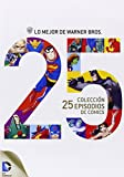 Lo Mejor De La Animación WB: DC Cómics (44 Episodios) [DVD] en Español