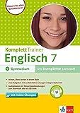 Klett komplett Trainer Englisch  Klasse 7: für Gymnasium