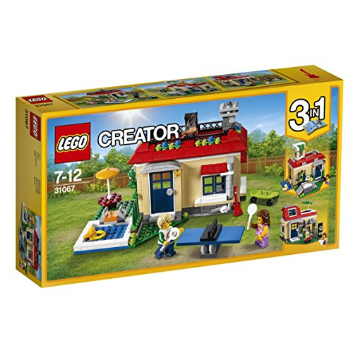 "LEGO UK 31067 ""Modular Poolside Holiday"" Construction Toy"