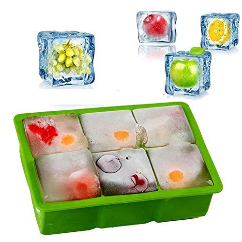 INeibo, Molde cubitos hielo hecho silicona grado alimenticio