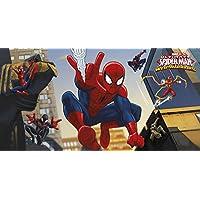 Decoración mural Spiderman