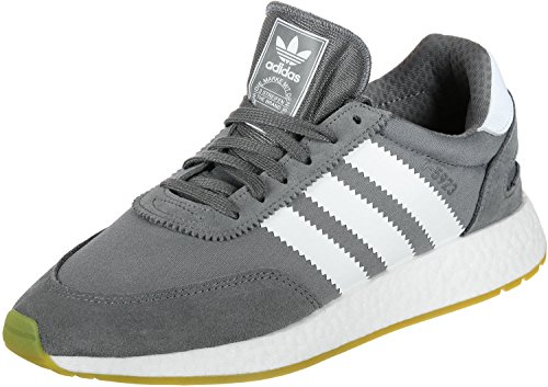 release date 4fe59 917f1 Adidas I-5923, Chaussures de Fitness garçon, Gris (Gricua Ftwbla