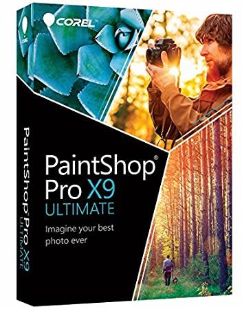 PaintShop Pro X9 Ultimate (PC)