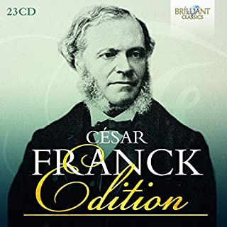 Cesar Franck Edition (23 CD) by Various Artist (B07JYR54VF) | Amazon price tracker / tracking, Amazon price history charts, Amazon price watches, Amazon price drop alerts
