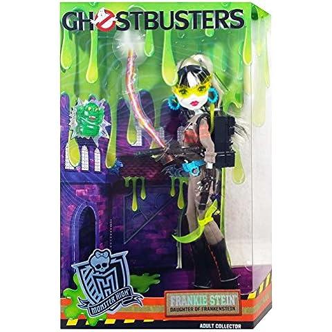 Los Cazafantasmas de Monster High Frankie Stein 2016SDCC Exclusivo muñeca