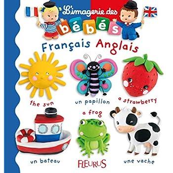 L'imagerie des bébés - Français-anglais