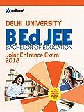 Delhi University B.Ed. JEE Joint Entrance Exam 2018