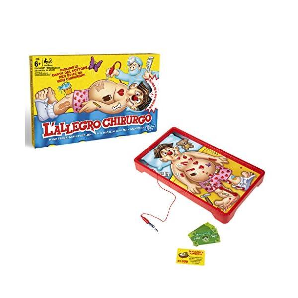 Hasbro Gaming - L'Allegro Chirurgo: Buzz Lightyear (gioco in scatola) 4 spesavip