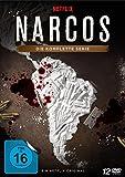 Narcos - Die komplette Serie [12 DVDs]