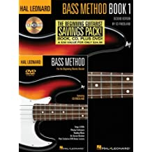 Hal Leonard Bass Method Beginner's Pack: The Beginning Bassist Savings Pack!