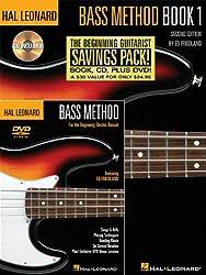 Hal Leonard Bass Method Beginner's Pack: The Beginning Bassist Savings Pack!
