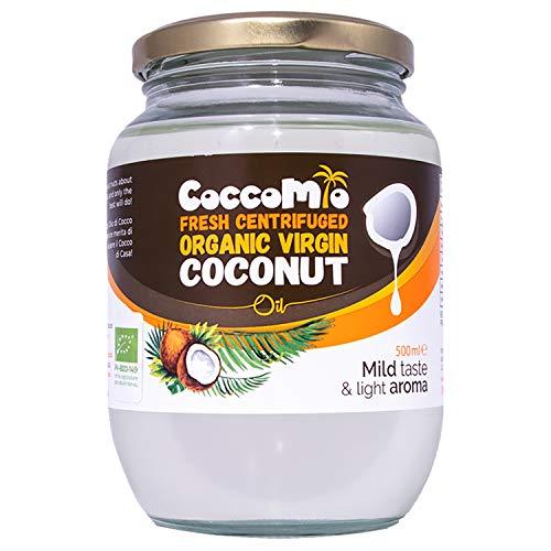 Frisch Zentrifugiertes Organisches Kokosnuss - 500ml -