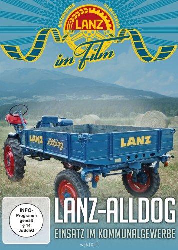 Lanz Alldog - Einsatz im Kommunalgewerbe