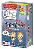 Jumbo Spiele 18170-Tam Tam Prima Parole, Mazzi di Carte da Gioco