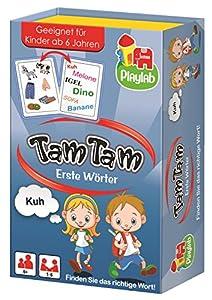 Tam Tam Erste Wörter lesen Niño Niño/Niña - Juegos educativos (125 mm, 40 mm, 85 mm, 260 g, 425 cm³, 44784 Pieza(s))
