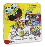 Cardinal Games Spongebob Deluxe Puzzles ...