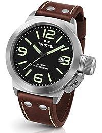 TW Stahl Kantine Herren Armbanduhr CS21