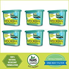 ABSORBIA Moisture Absorber Season pack