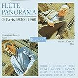 Flötenpanorama Paris 1920-60