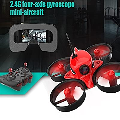 REDPAWZ JJRC H49 Mini Drone WiFi FPV Camera Drone With 720P HD Auto Foldable RC Quadcopter Drone For Kids and Beginners,Drone Gift - Black