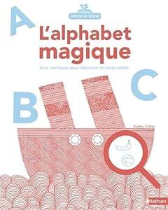 """Afficher """"L'Alphabet magique"""""""