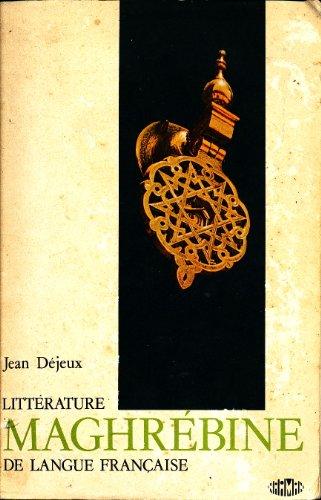 Littérature maghrébine de langue française
