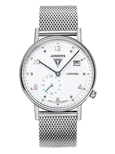 Junkers Mujer Reloj Serie Hielo pájaro F13Lady Cuarzo 6731M de 3
