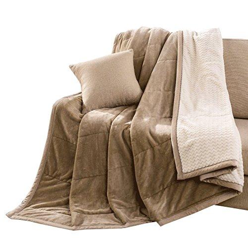 BDUK Double-Thick coperta di flanella singolo Solid-Colored coperte invernali coperta di corallo Wedding a doppia faccia coperte