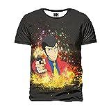 Noorhero - T-Shirt Uomo - Lupin III