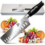 Zelite Infinity Nakiri Chef Knife - Comfort-Pro Series - High Carbon Stainless Steel